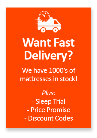 Super Fast Mattress Delivery!