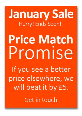 Price Match Promise!