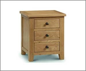 Bedside Cabinets | Furniture from Julian Bowen, Birlea & More