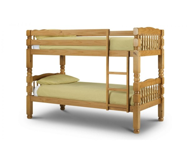 Julian Bowen 3' Single Chunky Bunk Bed