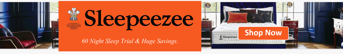 Sleepeezee - 60 Night Trial and Mattress Discounts
