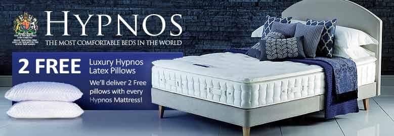 Hypnos Mattresses & Beds  - Buy Online