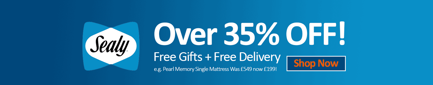 Sealy - Mattresses and Beds - Buy Online Today!