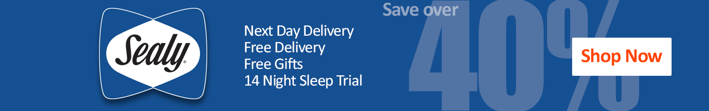 Sealy - Huge Savings - Quick Delivery!