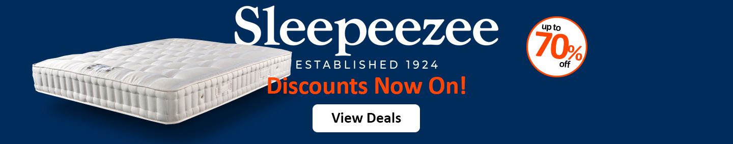 Cyber Week - Sleepeezee Savings!
