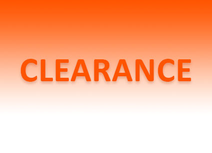 Dunlopillo Clearance Items