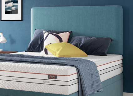 Dunlopillo Headboard Collection