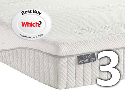 Dunlopillo Royal Sovereign Mattress
