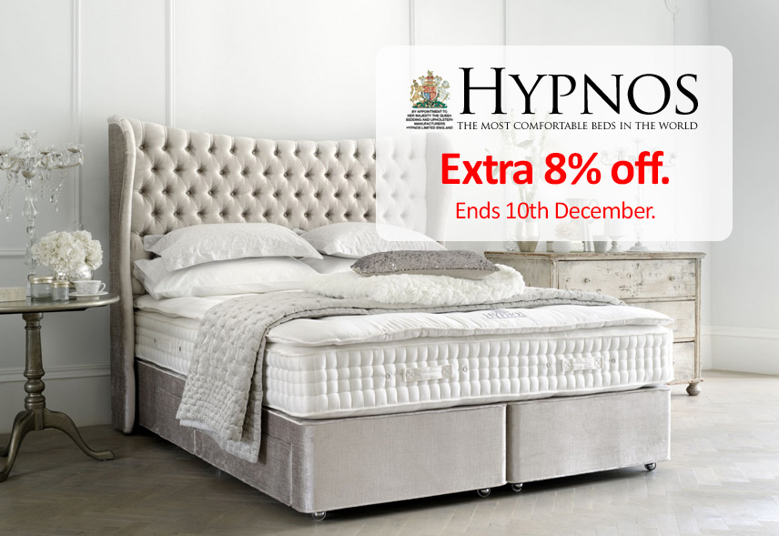 Hypnos Mattresses - In Stock Now!