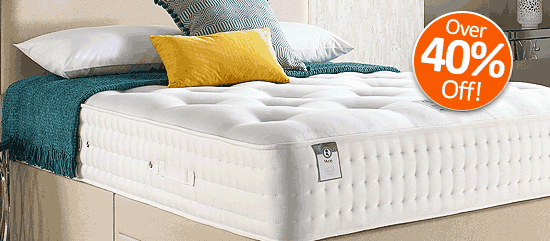 Myers Mattresses - Savings and next day delivery!