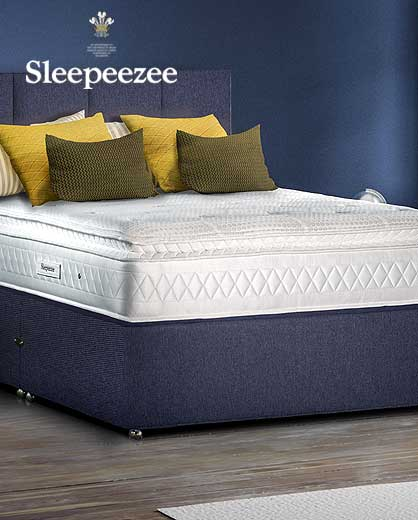 Sleepeezee Mattresses in stock now!