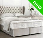 Hypnos Regal Bed and Mattress Collection