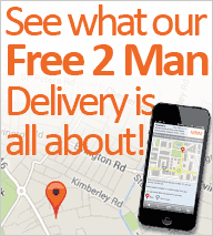Free Delivery as Standard
