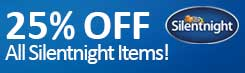 Huge Savings on Silentnight!