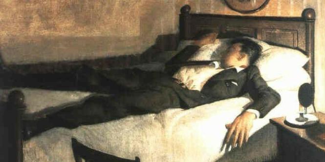 Artists & Sleep