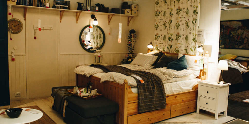 How To Maximise Your Bedroom Environment