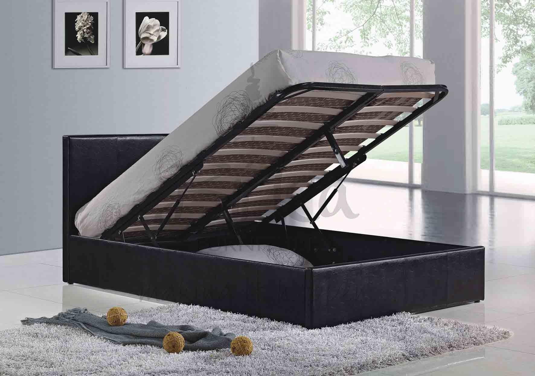 ottoman bed base