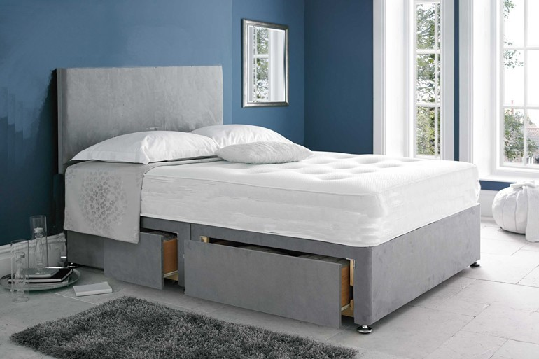 divan base bed care